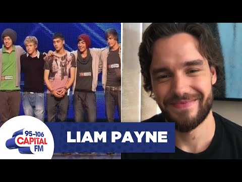 Liam Payne Remembers Meeting One Direction For The First Time | Interview | Capital