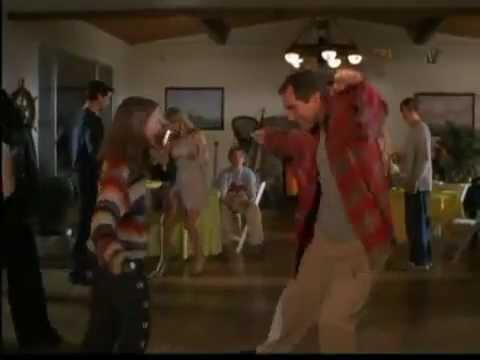 Timothy Dalton Time Share Dance