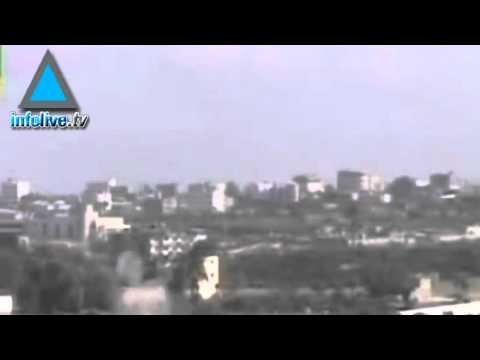 Israel Air Force targets Gaza sites after Grad rocket fired