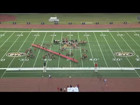Calloway County high school marching band 2016- FOC Finals