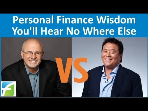 Personal Finance Wisdom You'll Hear No Where Else