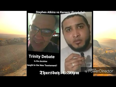 Christian Scholar BATTLES Ubaydullah, Is The Doctrine of The Trinity Clear in The Bible?