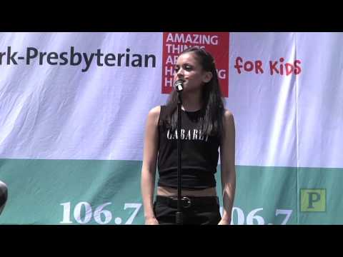 """Come to the """"Cabaret"""" in the Summer Sun: Broadway in Bryant Park Week 5"""