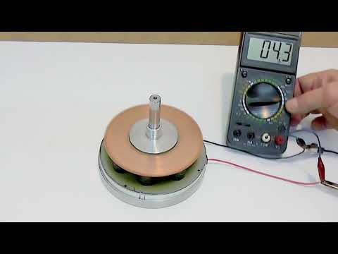 Electric Motor Pancake high speed