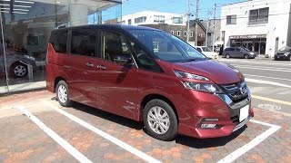 2016 New NISSAN SERENA Highway STAR ProPILOT Edition 4WD - Exterior & Interior