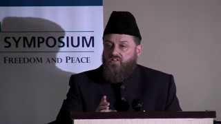 Ahmadiyya Malta Peace Symposium 2015 (P-4)
