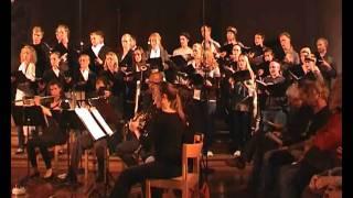 "Vox Pacis 2010 - ""A Challenge to Humanity"" (part 2). Sofia Vocal Ensemble & Voc Pacis Orchestra"