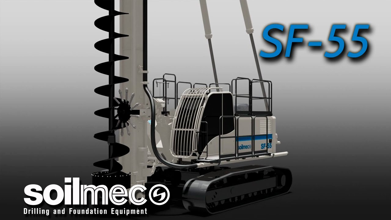 Brand new Soilmec SF-55