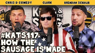 How the Sausage is Made | King and the Sting w/ Theo Von & Brendan Schaub #117