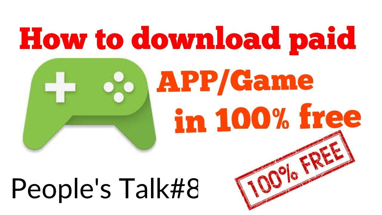 Get Paid App Games For Free On Android Without Root 2017