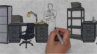 Download Video MENGGAMBAR RUANG KANTOR MENYENANGKAN, TUTORIAL SINGKAT MP3 3GP MP4