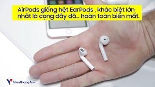 """Với tai nghe AirPods, Apple vẫn là """"trùm cuối"""" trong trải nghiệm người dùng"""