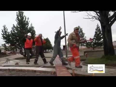video promoción Maratón del estrecho