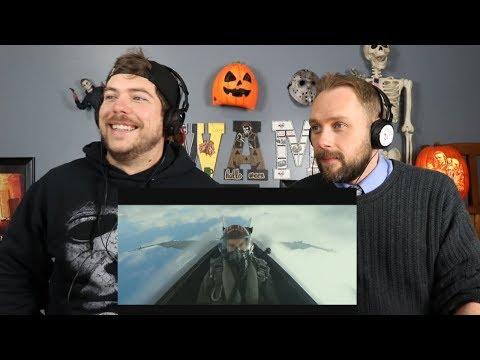 'Top Gun: Maverick' Trailer Reaction