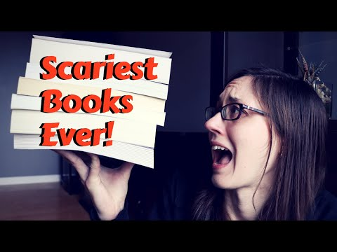 The Scariest Books I've Ever Read! | #horrorbooks #scarybooks #creepybooks