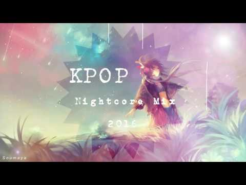 Kpop Nightcore Mix 2016 ▶️ 1hr and 18 min || 01