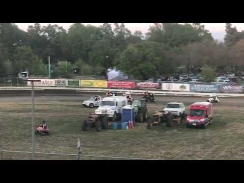 Plaza Park Raceway 4/12/19 Jr Sprint Heat Cash