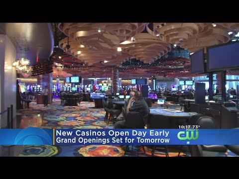 Hard Rock, Ocean Resort Casino Open A Day Early In Atlantic City