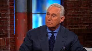 Roger Stone reacts to Gen. Flynn Pleading Guilty