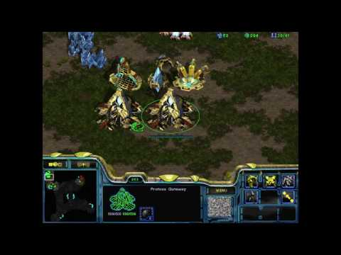 StarCraft Brood War (1.18 - Public Test Realm) 1v1 Connor5620 (P) vs yeppp (T)