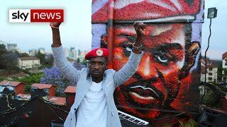 How an ex-pop star in Uganda risked his life to run for president