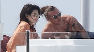 Hacker Leaks Harry Styles & Kendall Jenner Private Vacation Pics