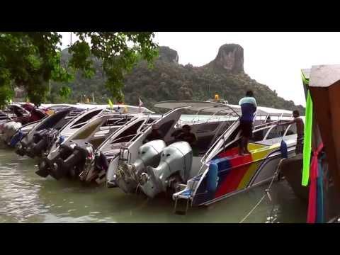 Krabi Thailand.  HD