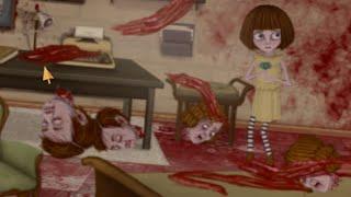 NO APTO PARA NIÑOS!! - Videojuego de Terror super enfermo! - Fran Bow #1 Gameplay Español