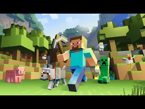 Minecraft Live Stream with Friends