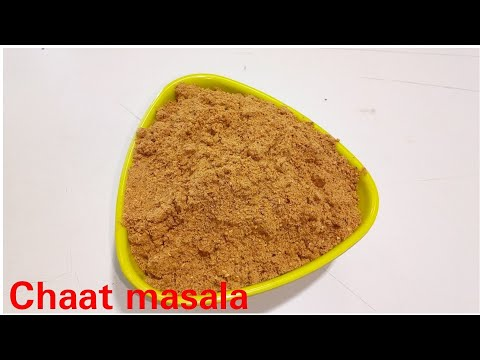 Chaat masala recipe by Kitchen with Rehana