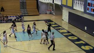 Heritage High School: Girls Freshmen Basketball 11-21-17