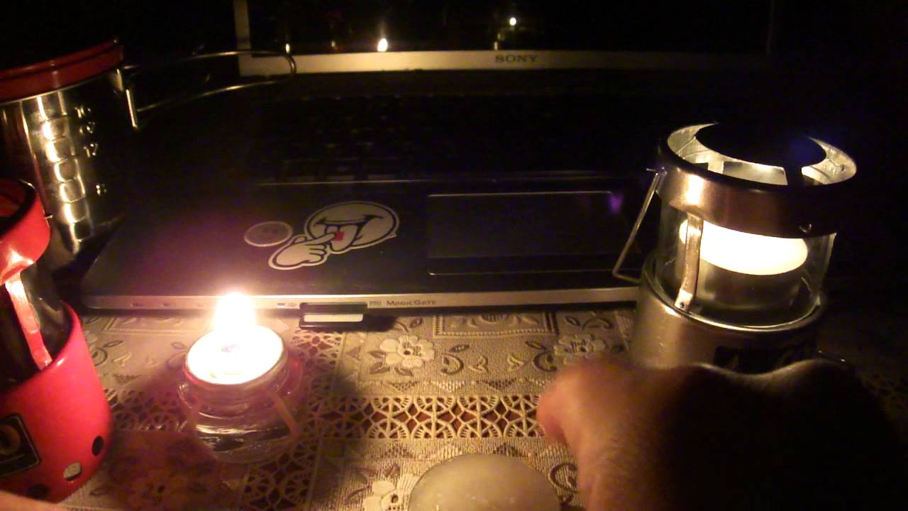 UCO MICRO Lantern (Difference between oil and wax/candle ...
