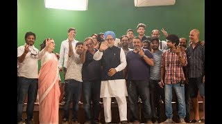 Making of The Accidental Prime Minister | Anupam Kher | Akshaye Khanna |  Bohra Bros