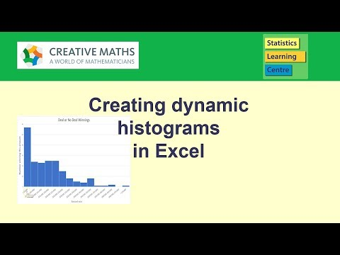 Beware of Excel Histograms - Creative Maths