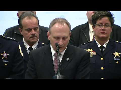 Chicago Police Announce Jussie Smollett's Arrest