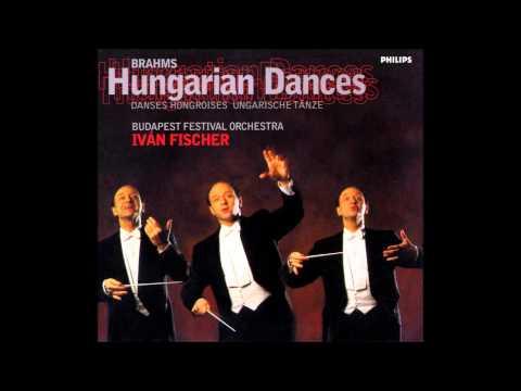 BRAHMS Hungarian Dance N° 1- 21