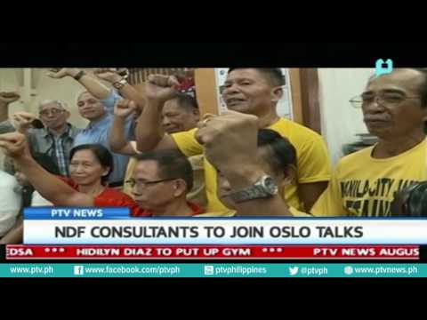 NDF consultants to join OSLO Talks
