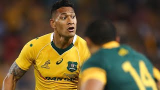 No Rugby Australia Sanction For Israel Folau Over Anti Gay Post