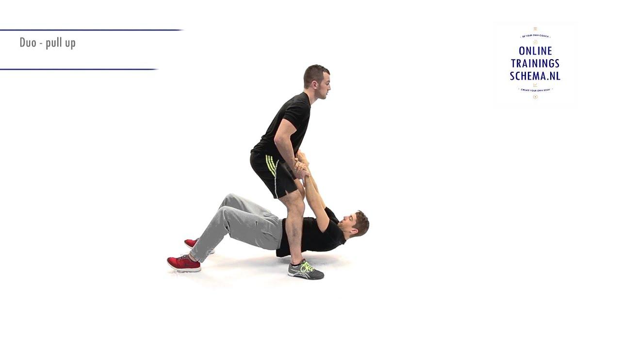 stretchoefeningen benen