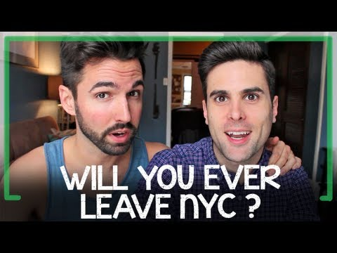 Same-Sex Marriage: Will You Ever Leave New York City?
