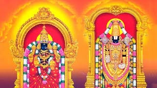 Shri venkateshwara suprabhatam full song with lyrics - kousalya supraja rama purva sandya smt. r. vedavalli must listen lord sri venkateswara, also ...