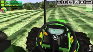 John Deere Drive Green - GAMEPLAY #10 (Let