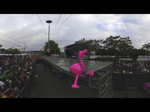 Nz, nz, nz - Street Parade Impressionen in 360°
