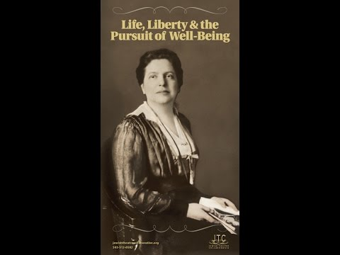 Life, Liberty & the Pursuit of Well Being / Students