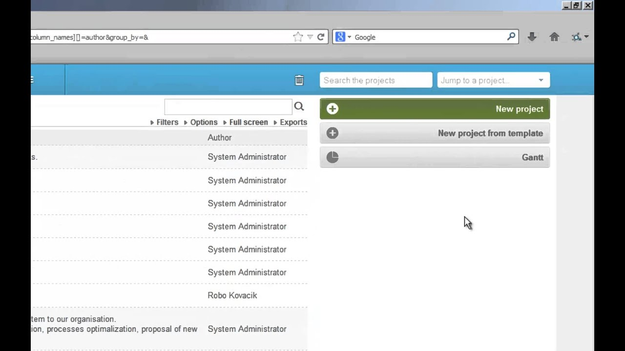 Easy Redmine - first look