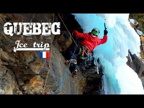 Québec Ice trip [version française]