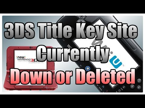 3DS & WiiU Title Key Sites Redirect to Malware/Ad Sites = RIP FreeShop?