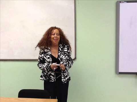 English 211 Class November 12, 2013