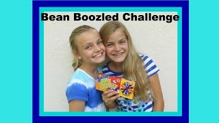 Bean Boozled Challenge ~ Jacy and Kacy