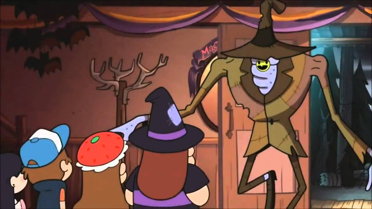 new gravity falls - summerween preview - youtube